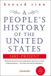 Portada: A people's history of the united states